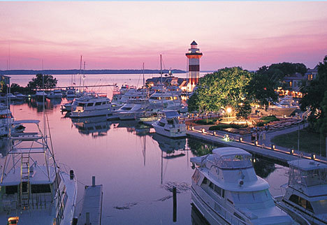 Located On 5 000 Oceanfront Acres Hilton Head Island The Sea Pines Resort And Inn At Harbour Town Is Preeminent Destination For Tourists Looking