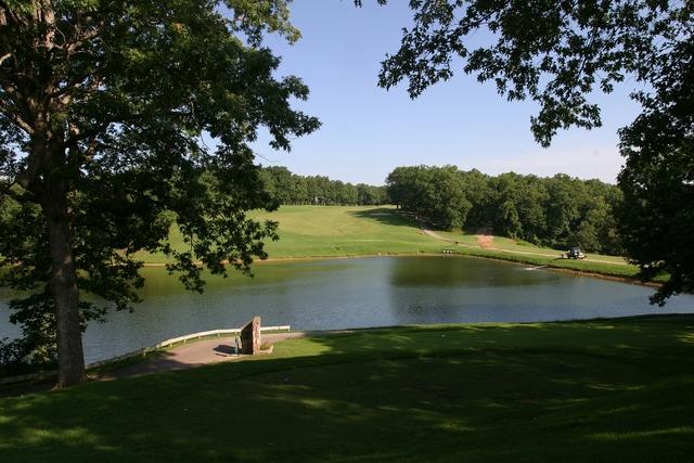 The Oaks Golf Course At Tan Tar A Resort Osage Beach Mo