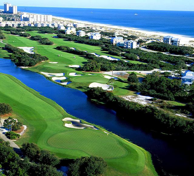 Lost Key Golf Club Orange Beach Alabama