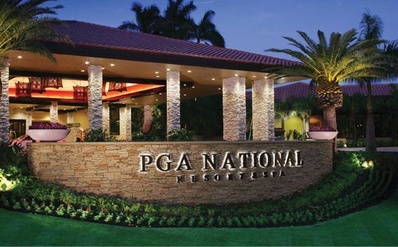 Find Five Times The Luxury At Pga National Resort And Spa In Palm Beach Gardens Florida