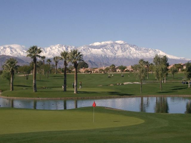 Even Mama Will Have Fun At Indian Springs Golf Club Near Palm Springs California Golf