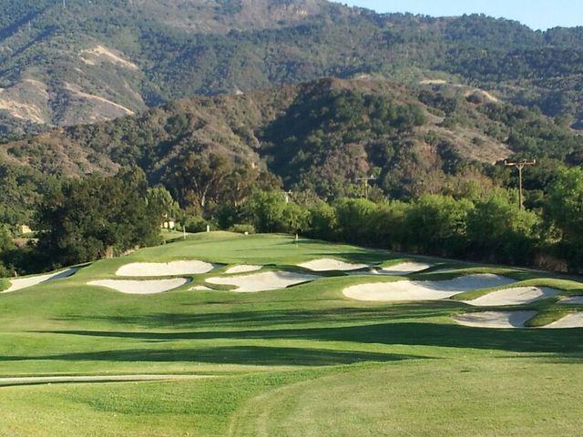 Ojai Valley Inn Ca: Ojai Valley Inn Offers A Taste Of Classic Golf From George