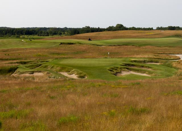 Erin Hills Golf Course
