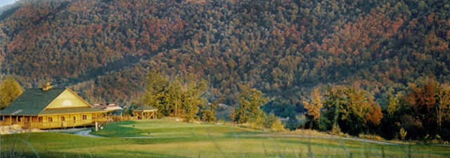 Raven Rock GC: clubhouse