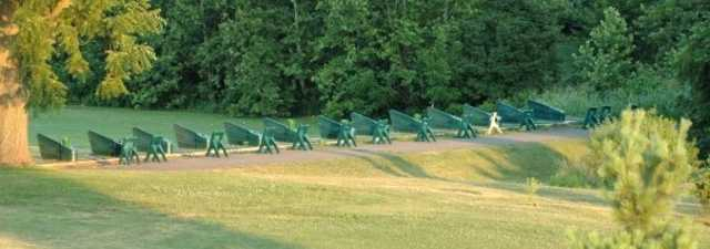Westpark GC: driving range