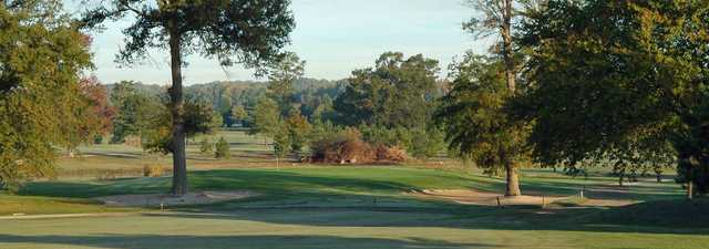 Hollows GC - Lake: #4