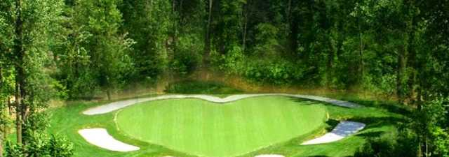 Rock Harbor GC - Rock: #17