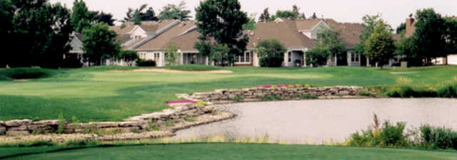 Arboretum GC: clubhouse