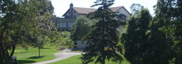 Doon Valley GC: Clubhouse