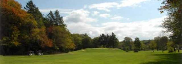 Robert T. Lynch Course at Brookline GC At Putterham