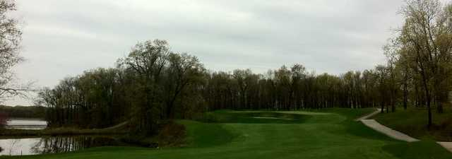 National GC at Eagle Creek: #18