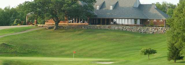 Lenape Heights GC: clubhouse