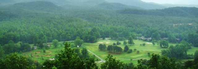 Bent Creek GC: aerial view