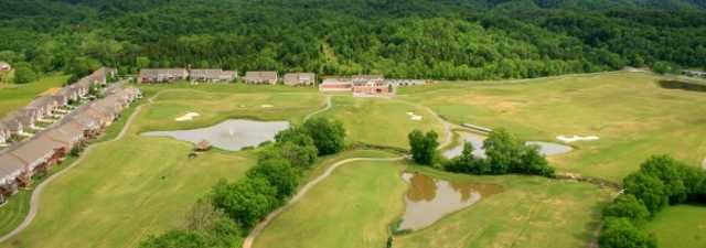 Creekside Plantation: aerial view
