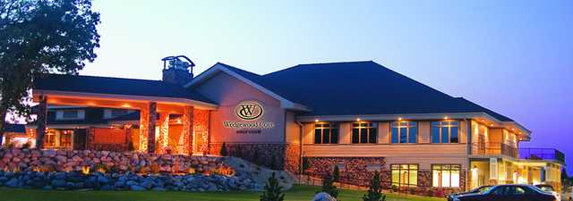 Wedgewood Cove GC: Clubhouse
