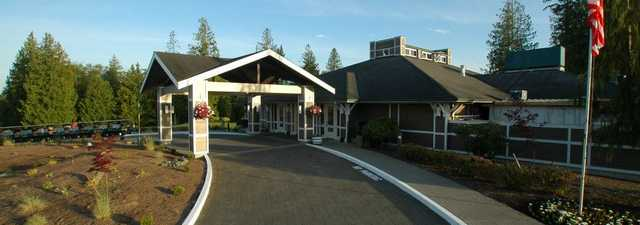 Gleneagle GC: clubhouse