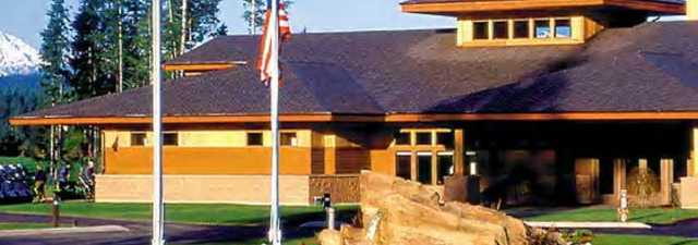 Gold Mountain GC: clubhouse