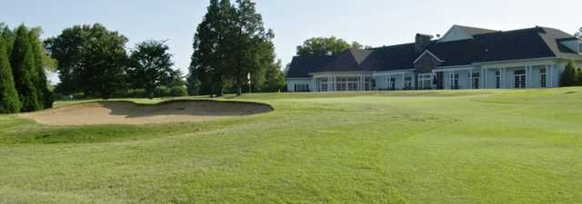 Pine Brook CC: clubhouse