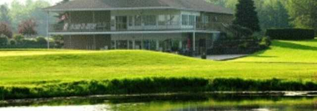 Glen Mar G & CC: clubhouse