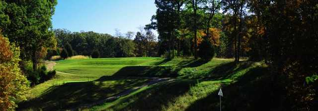 Missouri Bluffs GC: #17