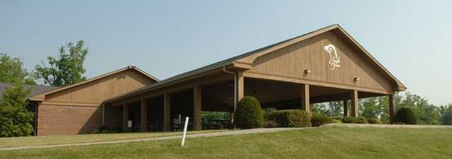 Eagle Trace GC: clubhouse