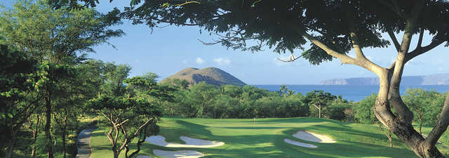 Wailea Gold Course: #10
