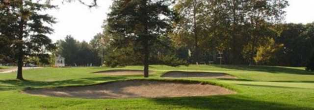Milham Park GC: #18