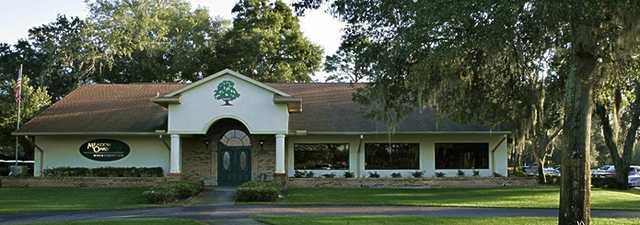Meadow Oaks GCC: Clubhouse