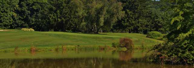 Shawnee Inn and Golf Resort - White Course - hole 7