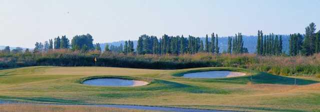 Willows Run GC - Coyote Creek