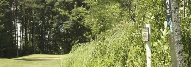 Whispering Pines GC: #13