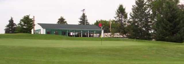 Delbrook GC: Clubhouse