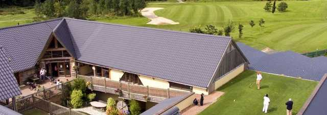 Highfield GC: Clubhouse
