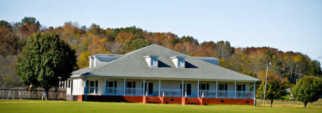 Goose Pond GC: Clubhouse