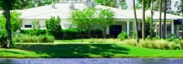 Magnolia Plantation GC: Clubhouse
