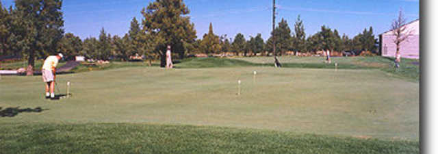Ridge @ Eagle Crest: Practice green