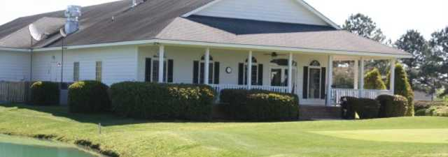 Black Creek GC: Clubhouse