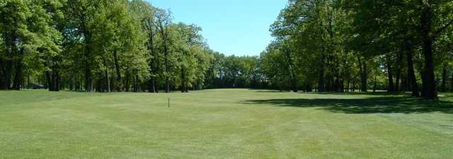 Foss Park GC: #14