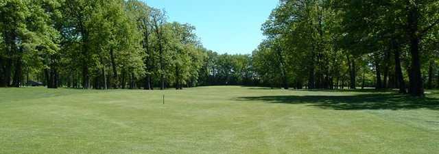 Foss Park GC: #14