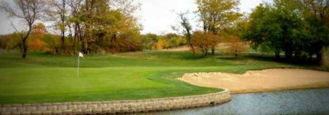 Mozingo Lake Recreation Park GC: #8
