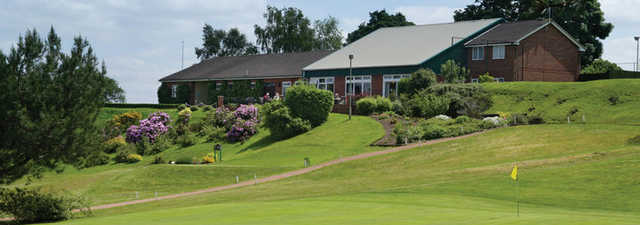 The Staffordshire GC: Clubhouse