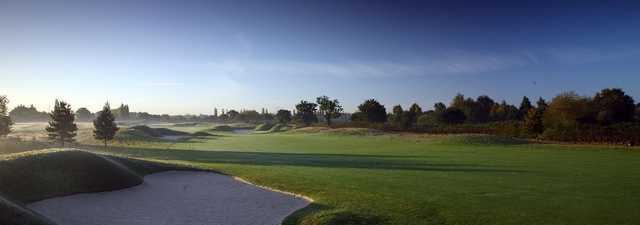 Belfry GC - PGA National: #12