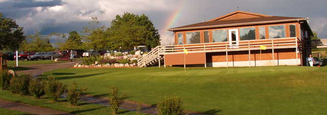 Missaukee GC: Clubhouse