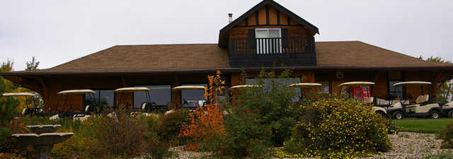 Riverbend GCC: Clubhouse