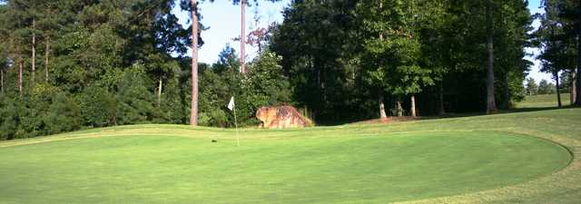 Bear Creek GC: #18