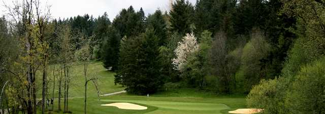 Pumpkin Ridge GC - Ghost Creek