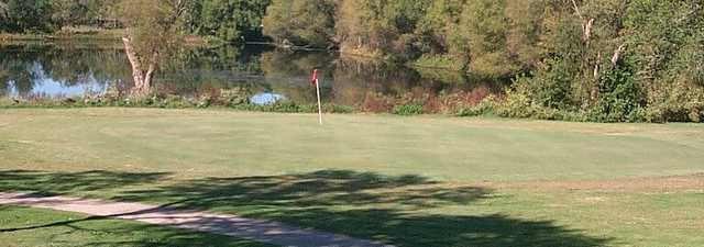 Battle Lake GC: #12