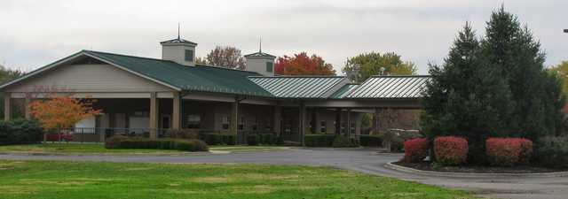 Wooded View GC: Clubhouse