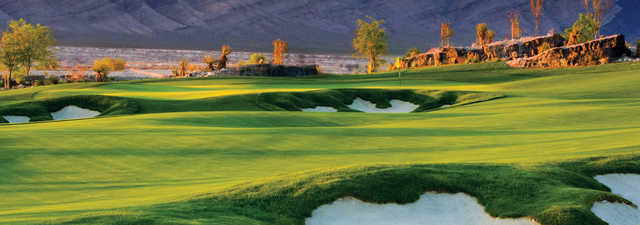 Coyote Springs GC: #13