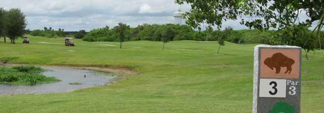 Buffalo Creek GC: #3